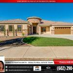 Single Family Homes 3 Car Garage Queen Creek School District up to $365,000