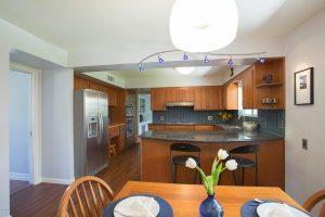 Arcadia home kitchen