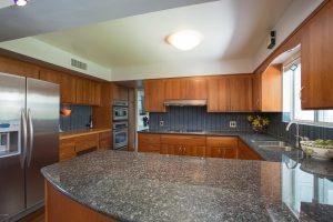 Arcadia home granite counters