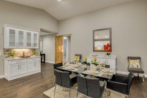 Arizona Real Estate-Dining Room 18th Place