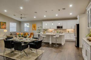Arizona Real Estate-Dining Room/Kitchen 18th Place