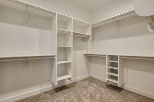 Arizona Real Estate-Master Walk In Closet 18th Place